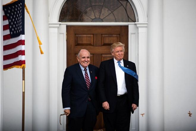 Trump tuyen bo truong nhu thi sinh truyen hinh anh 2