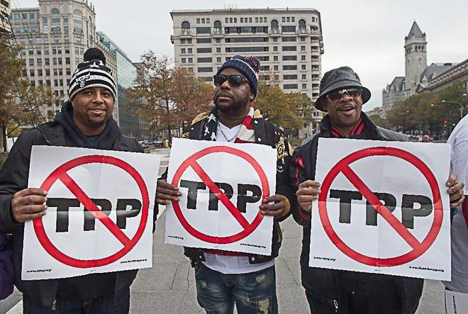 Trump bo TPP, chau A se can gi de thay the? hinh anh