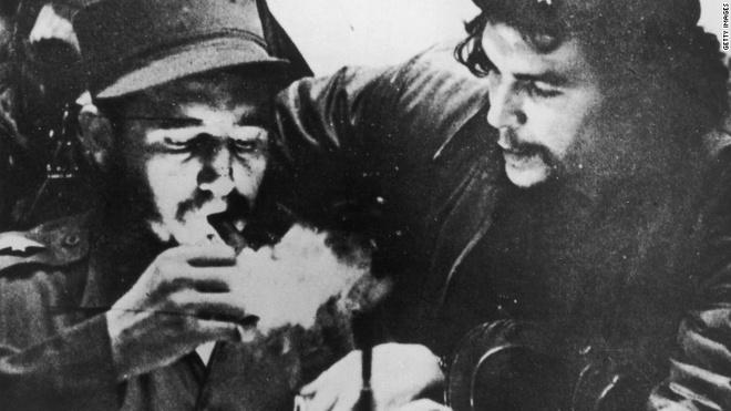 Nha lanh dao huyen thoai Fidel Castro qua doi o tuoi 90 hinh anh 3
