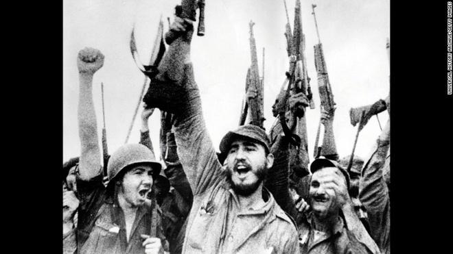 Nha lanh dao huyen thoai Fidel Castro qua doi o tuoi 90 hinh anh 2