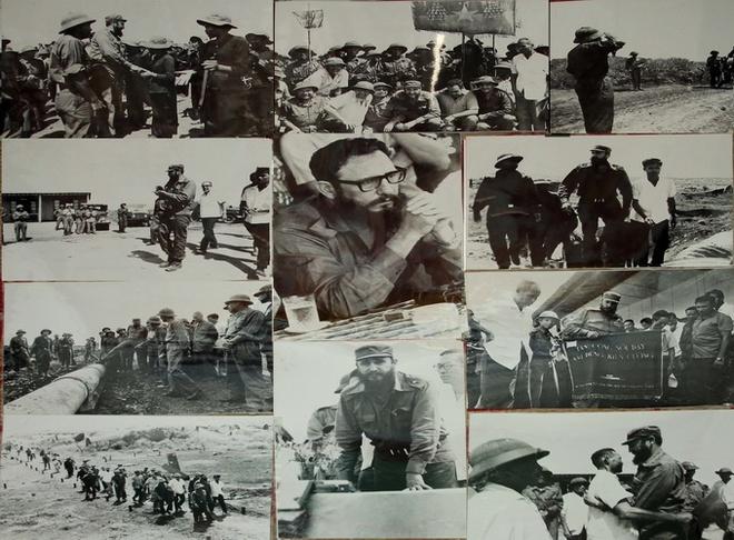 Lanh tu Cuba Fidel Castro va tinh cam sau nang voi Viet Nam hinh anh 6