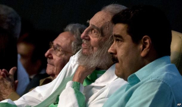 Nhieu nuoc tuyen bo quoc tang tuong nho lanh tu Fidel Castro hinh anh 1