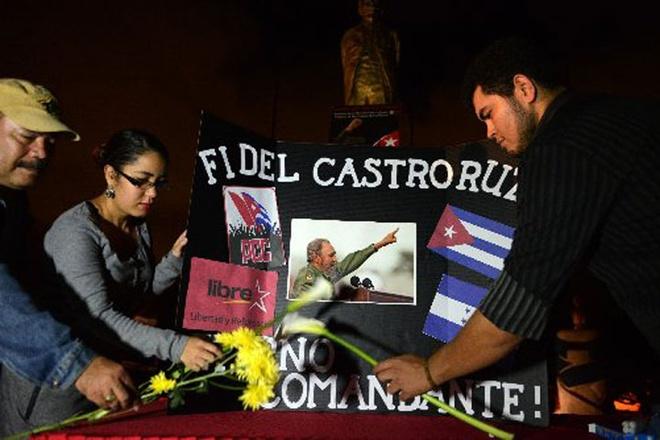 Nhieu nuoc tuyen bo quoc tang tuong nho lanh tu Fidel Castro hinh anh 2