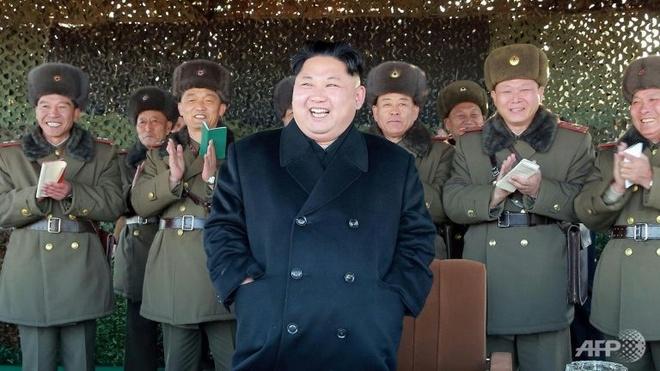 Kim Jong Un du tap tran tan cong Phu Tong thong Han Quoc hinh anh 1