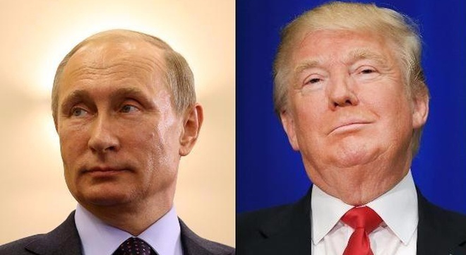 Forbes: Trump xep sau Putin o danh sach nguoi quyen luc nhat hinh anh