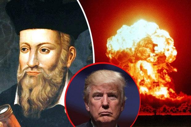 Nhung du doan nam 2017 cua nha tien tri Nostradamus hinh anh