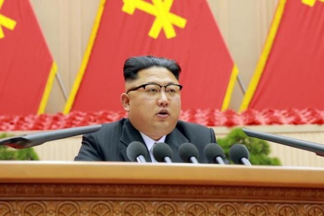 Dau nam moi, Kim Jong Un noi sap phong ten lua xuyen luc dia hinh anh 1