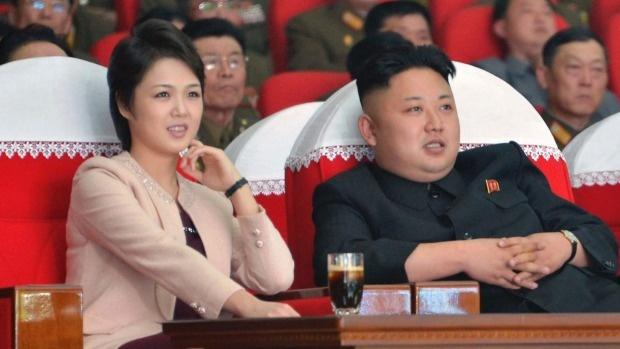 Noi tinh phuc tap o gia dinh Kim Jong Un hinh anh