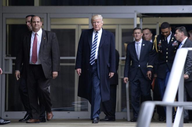 Nhung nguoi to chuc bieu tinh chong Trump anh 3