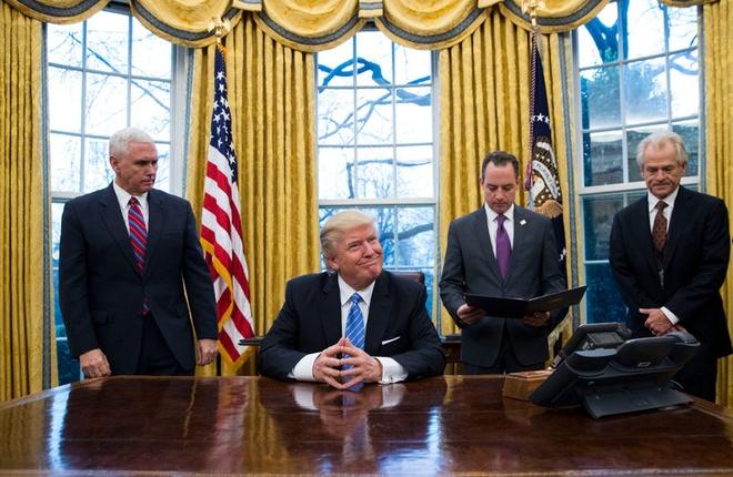 Trump se xay tuong doc bien gioi anh 1