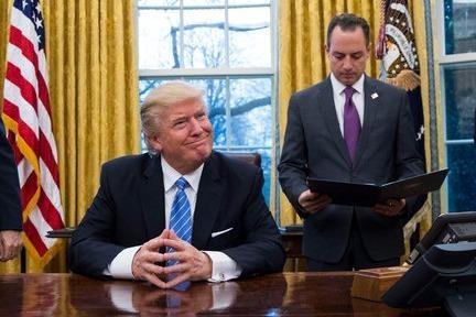 Trump tuyen bo xay tuong thanh ngan bien gioi hinh anh