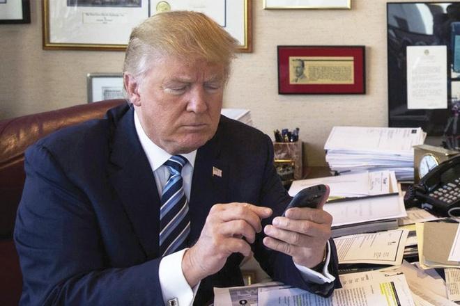 Trump ra lenh kiem tra dien thoai tat ca tro ly o Nha Trang hinh anh 1