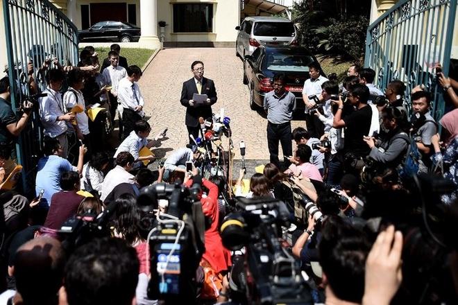 dieu tra nghi an Kim Jong Nam anh 1