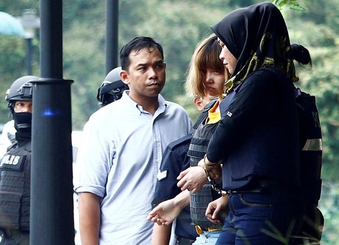 Doan Thi Huong se trai qua xet xu o Malaysia nhu the nao? hinh anh 1