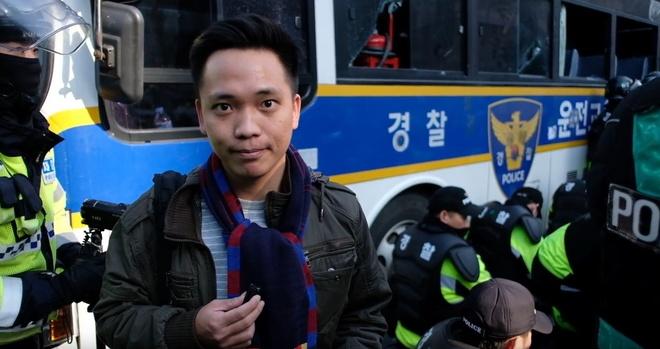 Zing.vn tuong thuat su kien tong thong Han Quoc bi phe truat tu Seoul hinh anh 2