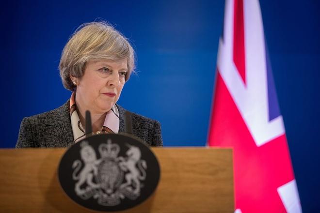 Quoc hoi Anh cho phep bat dau qua trinh roi EU hinh anh