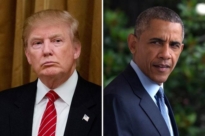 Cuu giam doc CIA: Tong thong Trump can xin loi ong Obama hinh anh