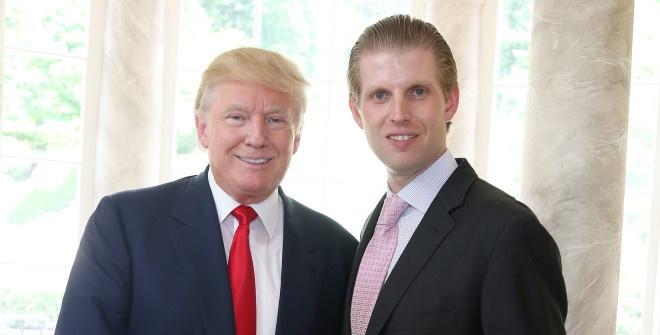 Con trai Trump: Con ong chau cha la chuyen 'binh thuong o huyen' hinh anh