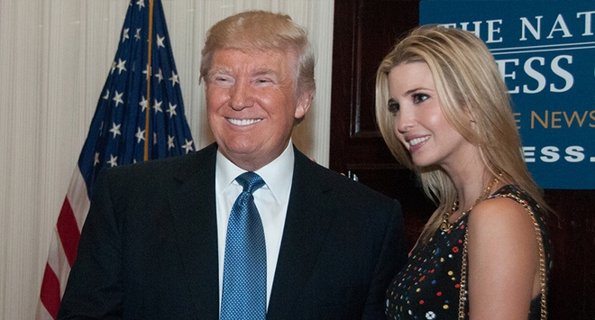 con trai cua Trump noi ve con ong chau cha anh 3