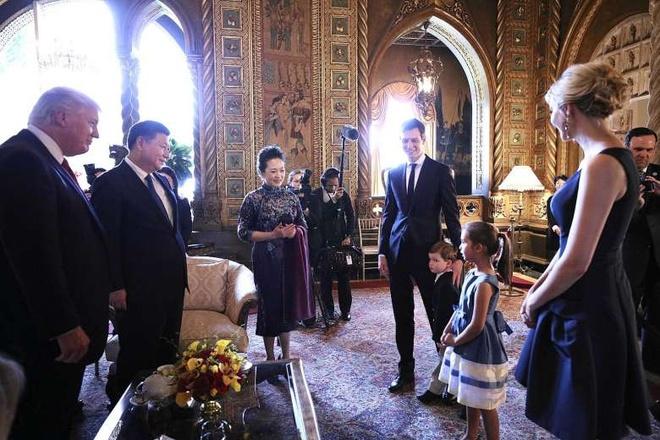 'Ngoai giao chau ngoai' cua ong Trump lay long Trung Quoc hinh anh 1