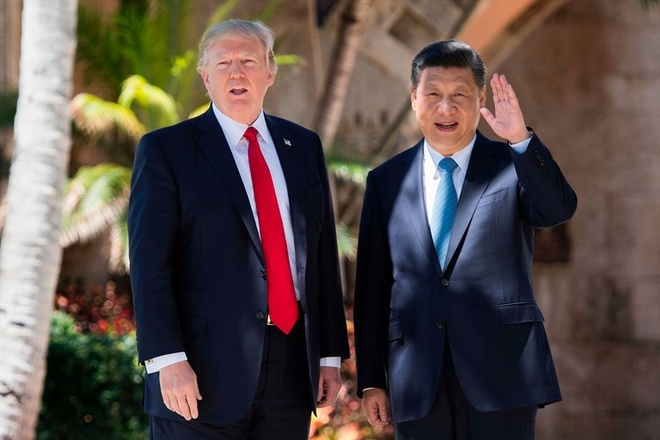 Ong Tap roi My, bao Trung Quoc chi trich ong Trump 'yeu duoi' hinh anh