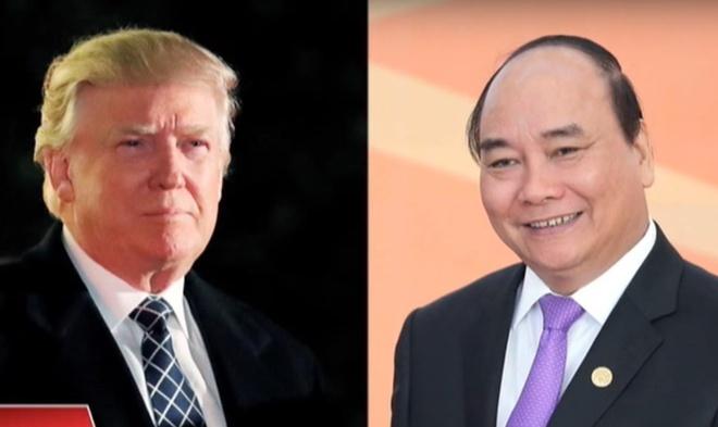 Viet Nam som tiep can chinh quyen Trump anh 1