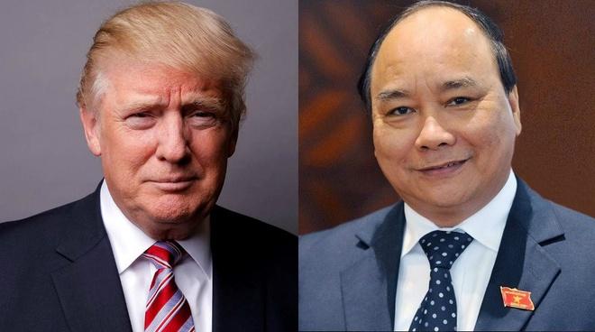 TT Donald Trump se tiep Thu tuong Nguyen Xuan Phuc vao ngay 31/5 hinh anh 1
