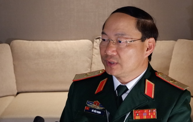 Vi sao Viet Nam khong phat bieu o Doi thoai Shangri-La 2017? hinh anh