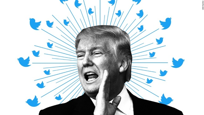 Khi the gioi 'day song' vi Twitter cua Tong thong Trump hinh anh