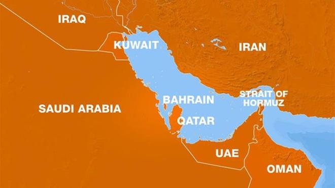 Iran to Saudi Arabia no sung tan cong tau ca hinh anh 2