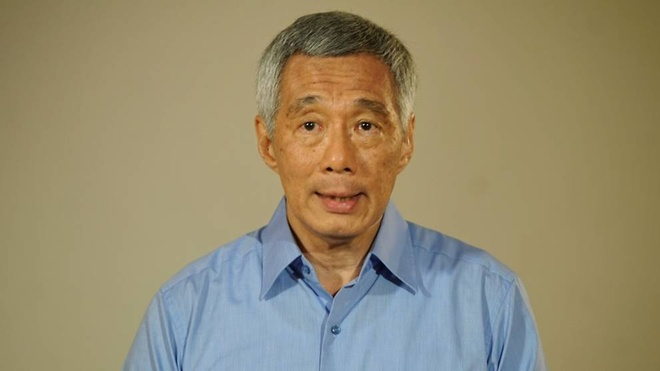 Thu tuong Ly Hien Long xin loi dan Singapore vi anh em luc duc hinh anh 1