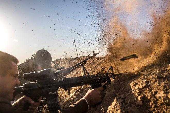 Ngay tan cua phien quan IS da diem o Iraq? hinh anh