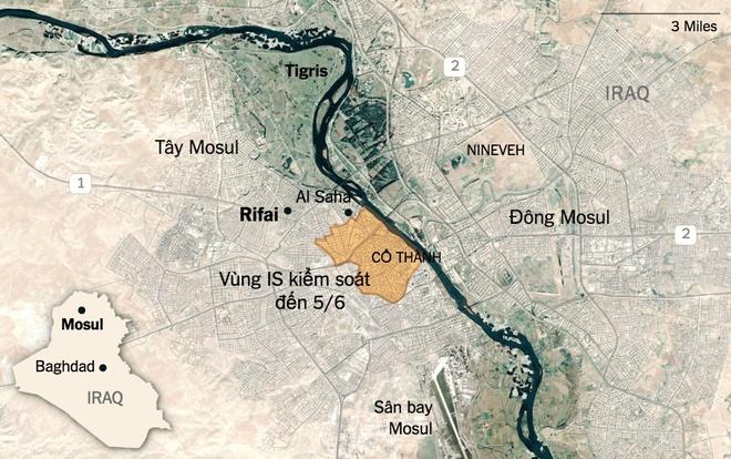 Ngay tan cua phien quan IS da diem o Iraq? hinh anh 3
