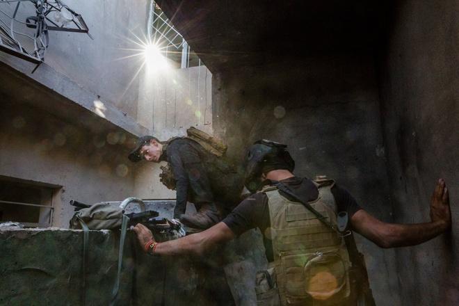 Ngay tan cua phien quan IS da diem o Iraq? hinh anh 2
