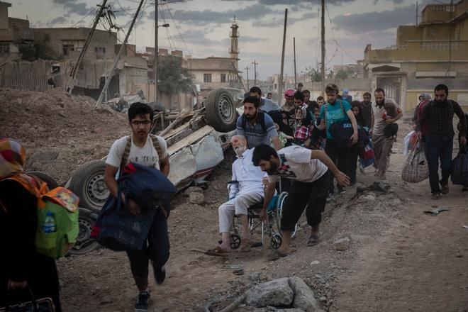 Ngay tan cua phien quan IS da diem o Iraq? hinh anh 4