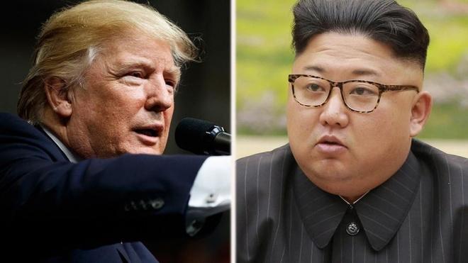 TQ khuyen Trump - Kim Jong Un khong nen 'them dau vao lua' hinh anh