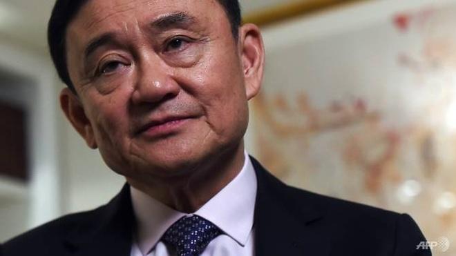 Cuu thu tuong Thaksin bi buoc toi xuc pham hoang gia Thai hinh anh 1