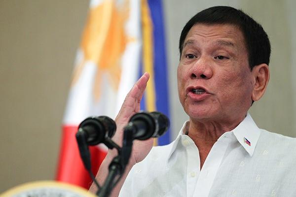 Duterte: 'Doi chien luoc chong ma tuy vi nhung trai tim ri mau' hinh anh