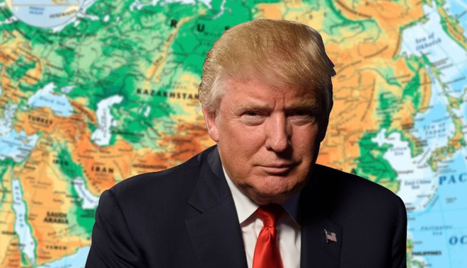 TT Trump se thao luan gi khi cong du chau A va tham Viet Nam? hinh anh 1