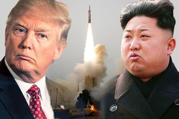 Vi sao Trieu Tien bong im ang truoc cuoc dai cong du cua Trump hinh anh