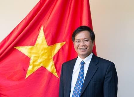 Dai su Viet Nam giu chuc pho tong thu ky ASEAN hinh anh