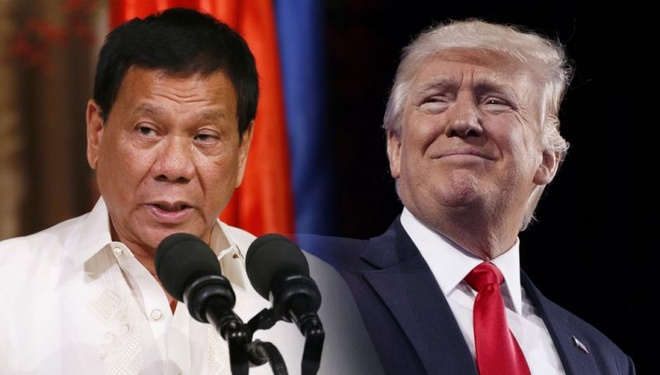 Duterte: Ca Trump cung khong the can toi chong ma tuy hinh anh