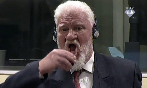 Tuong Bosnia tu tu khi xet xu, toa quoc te siet chat lai an ninh hinh anh