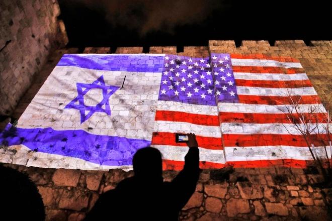 Trung Dong day song vi Trump cong nhan Jerusalem la thu do Israel hinh anh 2