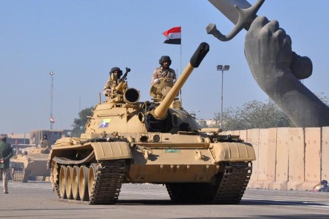 Phien quan IS dai bai, Iraq dieu binh mung toan thang hinh anh