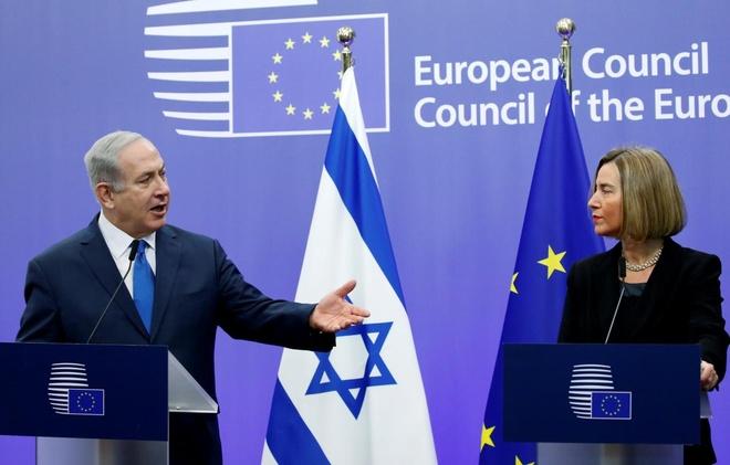 28 nuoc EU khong cong nhan Jerusalem la thu do Israel hinh anh