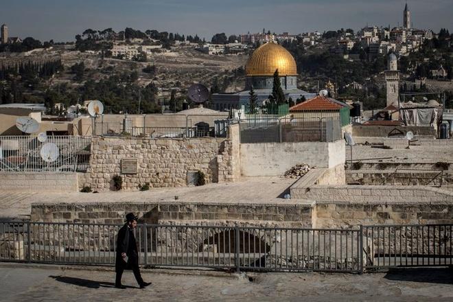 Pho tong thong My: Su quan chuyen ve Jerusalem vao cuoi 2019 hinh anh