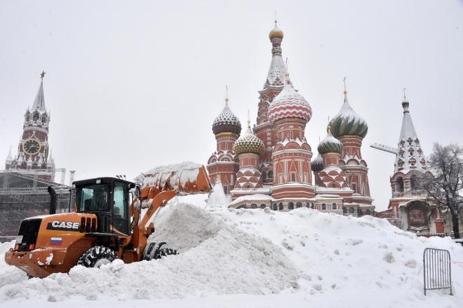 Moscow te liet sau 'tran bao tuyet the ky' hinh anh
