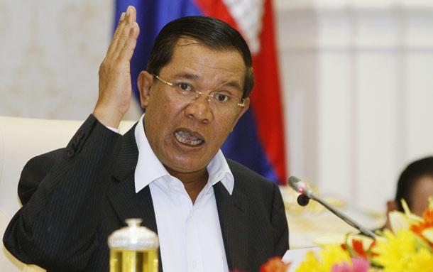 Thu tuong Campuchia to My noi doi vu 'cat vien tro' hinh anh