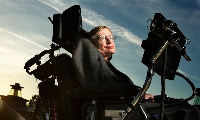 Hawking: Tu benh nhan xo cung teo co toi thien tai vat ly hinh anh